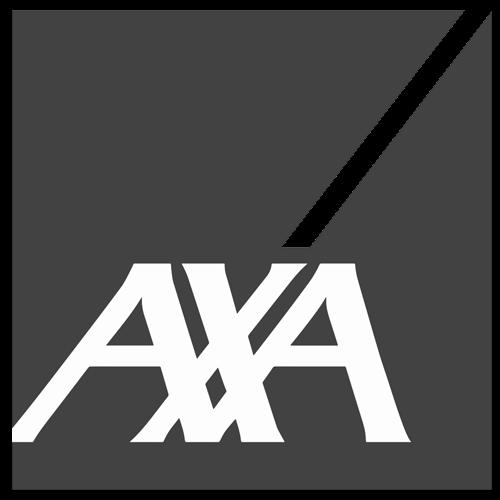 Schokocards Kunden Logo AXA