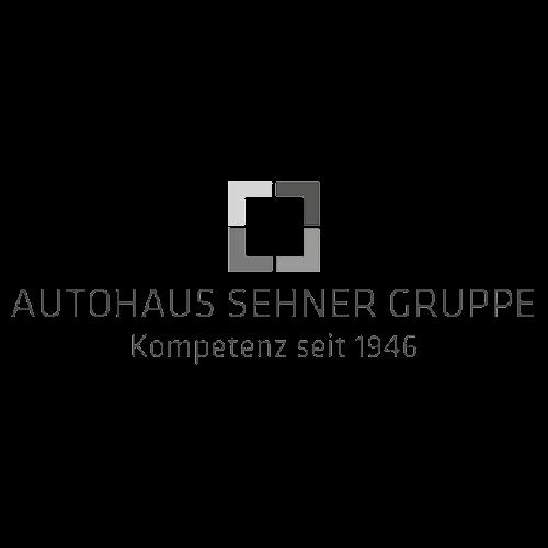 Schokocards Kunden Logo Autohaus Sehner