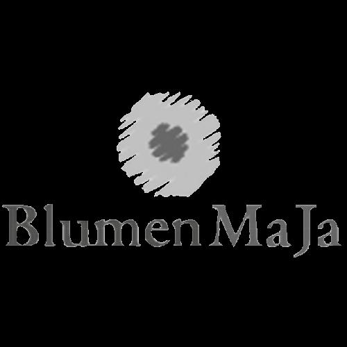 Schokocards Kunden Logo Blumen Maja