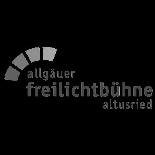 Schokocards Kunden Logo Freilichtbuehne Altusried