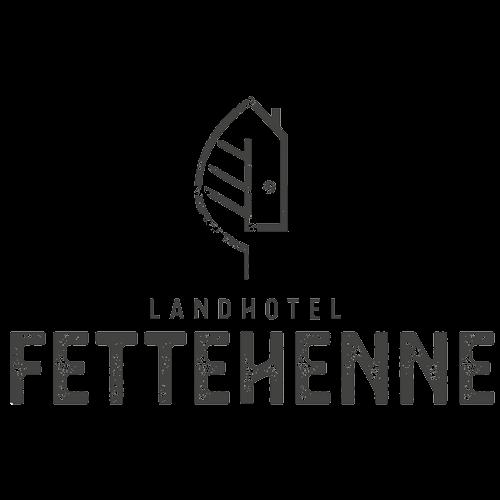 Schokocards Kunden Logo Landhotel Fettehenne