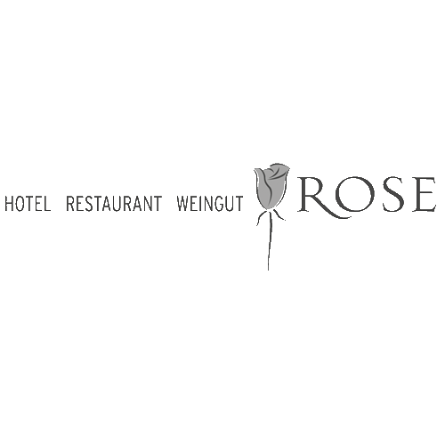 Schokocards Kunden Logo Rose
