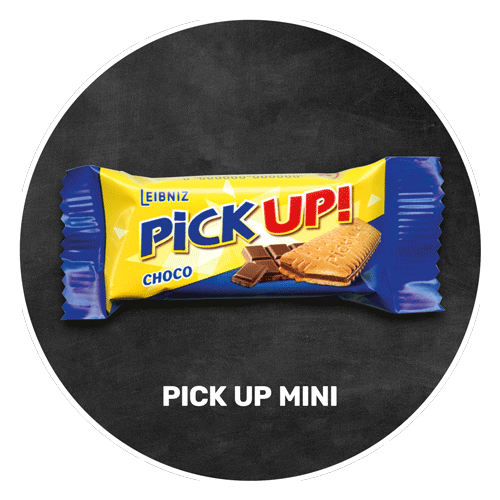 Knackige Schokolade | PICK UP MINI