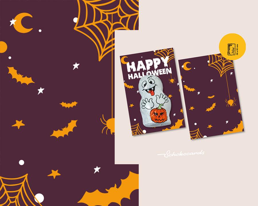 Schokocards Neu im Shop Halloween Edition