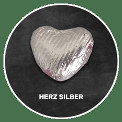 Himmlisch schokoladig | HERZ in Silber | Firma Storz