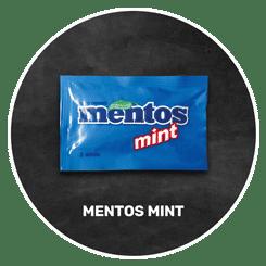 Minzig, erfrischende Dragees | MENTOS MINT
