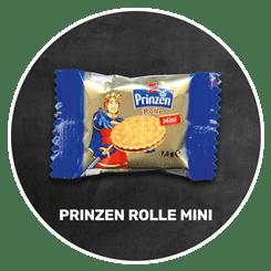 Knusprig schokoladig | PRINZEN ROLLE MINI