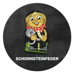 Himmlisch schokoladig | SCHORNSTEINFEGER | Firma Storz